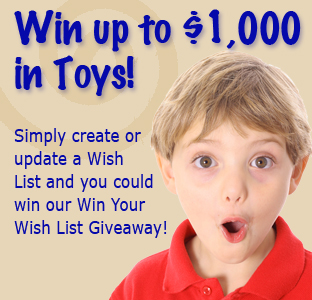 Growing Tree Toys Giveaway
